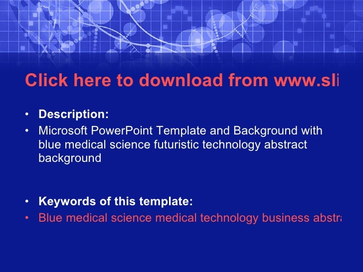 Abstract medical power point templates abstract medical powerpoint templates slidegeeks 2 toneelgroepblik Choice Image