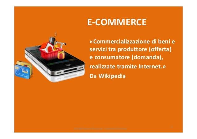 "Abstract della ricerca ""Social commerce: coupon e sconti"" Slide 3"