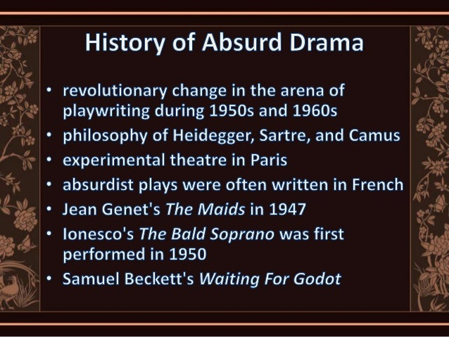 the significance of themes in waiting for godot by samuel beckett Waiting for godot samuel beckett table of contents summary summary & analysis act i: introduction & pozzo and lucky's entrance act i: pozzo and order waiting for godot at bncom previous next take a study break.