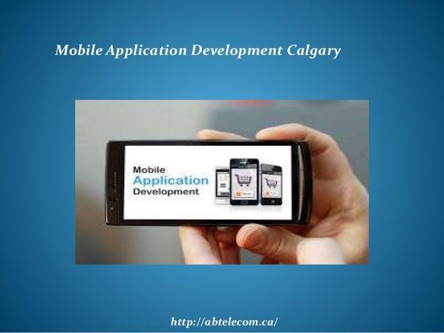 http://abtelecom.ca/ Mobile Application Development Calgary