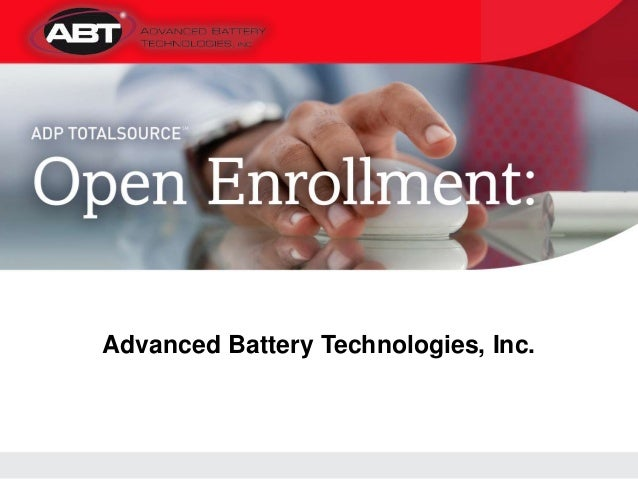 Advanced Battery Technologies, Inc.