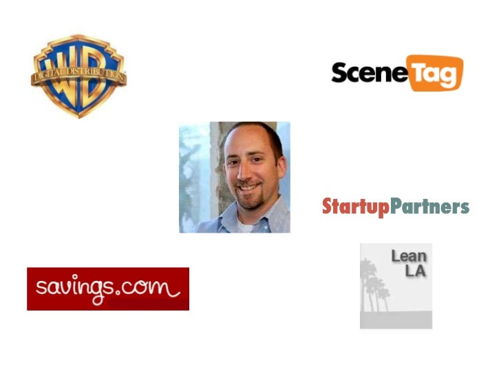 A/B Testing for Lean Startups Slide 2