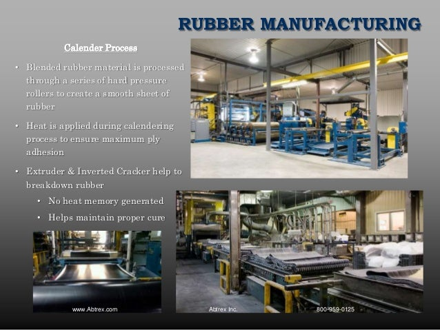 Abtrex Rubber Systems And Suppliers