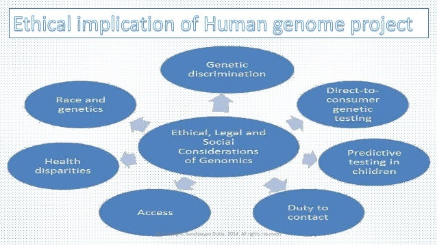 the morality debate about the human genome project Free essay: morality and the human genome project does the human genome project affect the moral standards of society can the information produced by it.