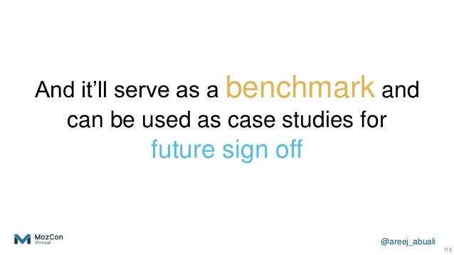 @areej_abuali And it'll serve as a benchmark and can be used as case studies for future sign off 118