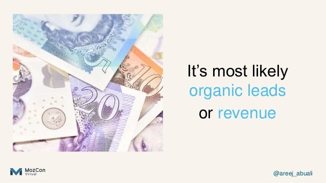 @areej_abuali It's most likely organic leads or revenue