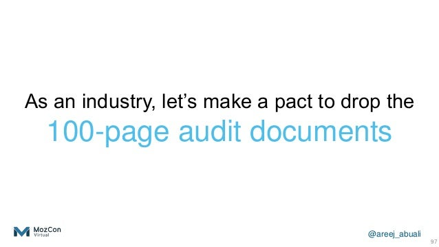 @areej_abuali As an industry, let's make a pact to drop the 100-page audit documents 97