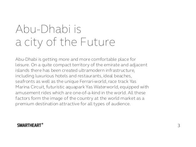 SmartHeart + Abudhabi  Slide 3