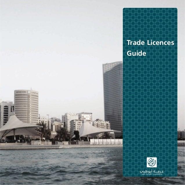 Get Trade License in Abu Dhabi