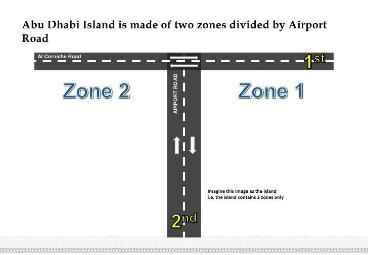Understanding Abu Dhabi Street Map