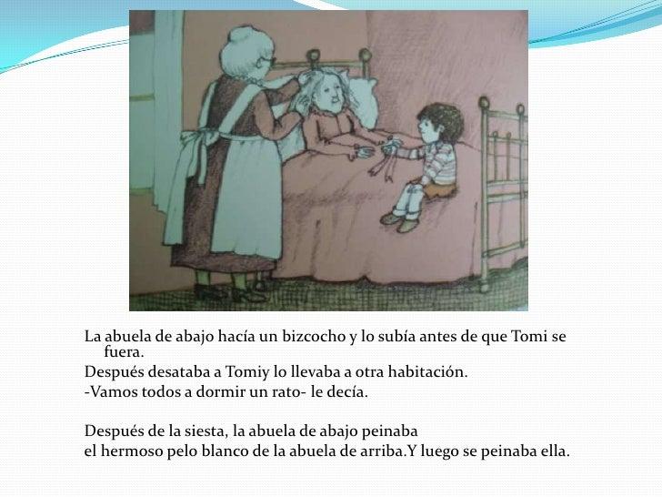 Abuelitas - En el piso de abajo libro ...