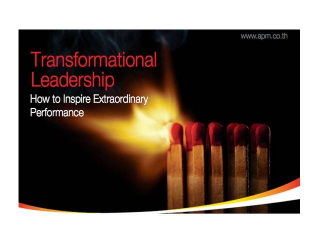 a literature review of transformational Why leadership style matters: a closer look at transformational  a review of  literature in transformational leadership and internal marketing displays a gap in.
