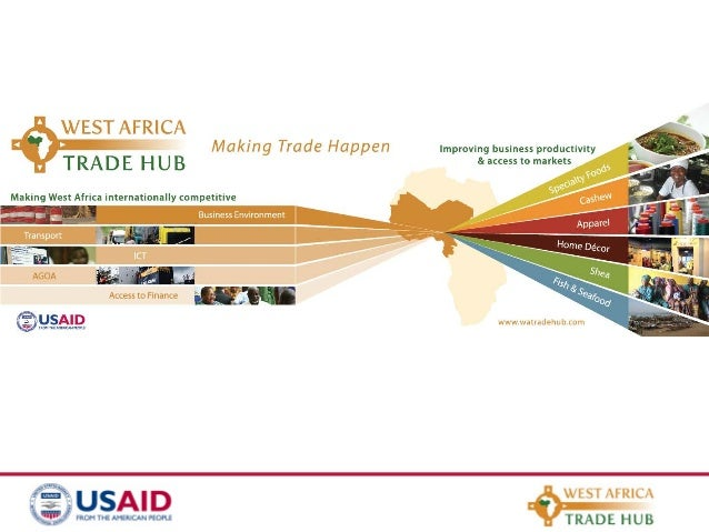 USAID West Africa Trade Hub           Roger Brou     Business & Finance Director             March 2013