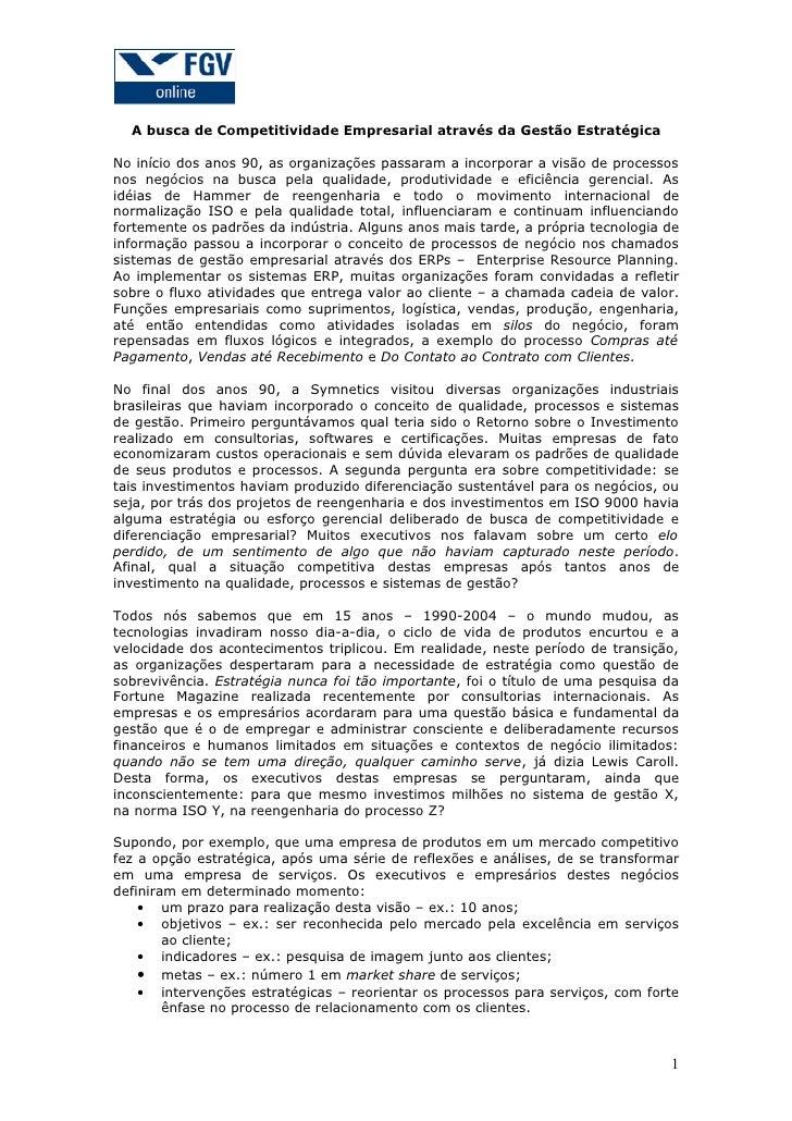 A busca competitividade_empresarial_atraves_gestao_estrategica