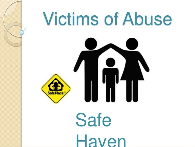 Victims of Abuse  Safe