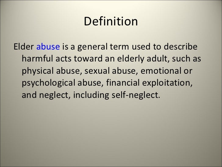 the emotional and psychological abuse in