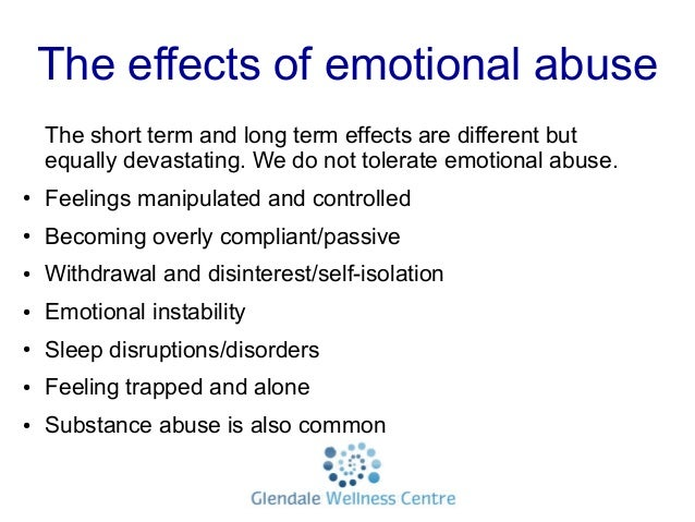 Dating after abuse emotional