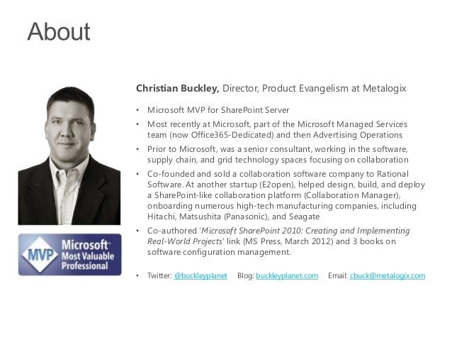A Business Users Guide to Getting the Most Out of SharePoint 2013 Slide 3