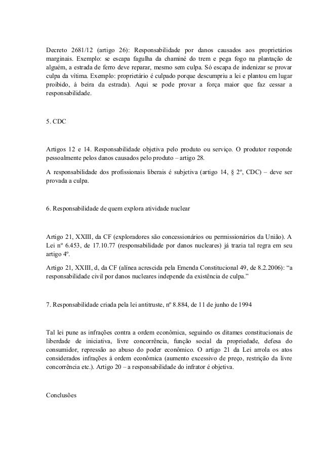 Artigo 28 cdc