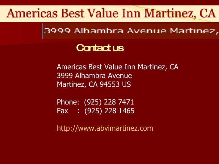 Car Rental Martinez Ca