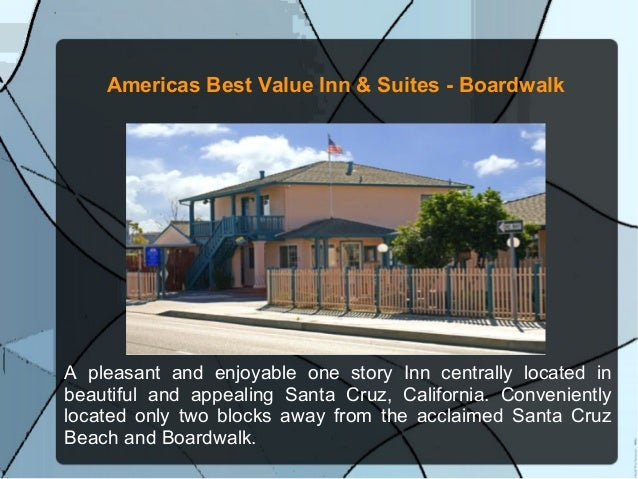 Americas Best Value Inn & Suites - Boardwalk A pleasant and enjoyable one story Inn centrally located in beautiful and app...