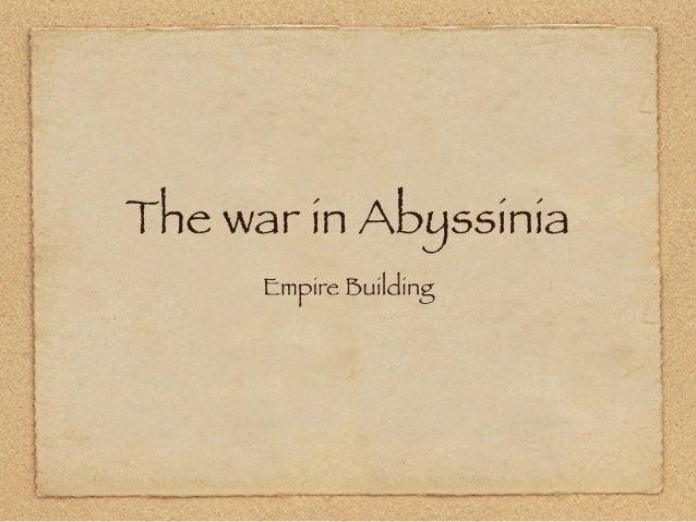 Abyssiniawar1935