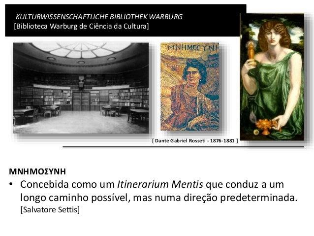 ATLAS MNEMOSYNE [1924] […] Pretende, com o seu material de imagens, ilustrar esse processo, que se poderia designar como u...