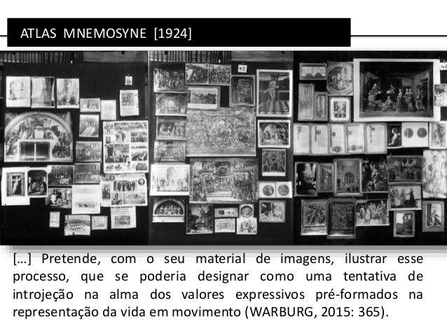 ATLAS MNEMOSYNE [1924] • Uma história de arte sem palavras • Histórias de fantasmas para gente grande A ciência que abre c...
