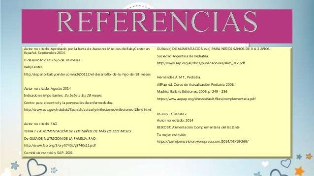 Autor no citado. Aprobado por la Junta de Asesores Médicos de BabyCenter en Español. Septiembre 2014 El desarrollo de tu h...
