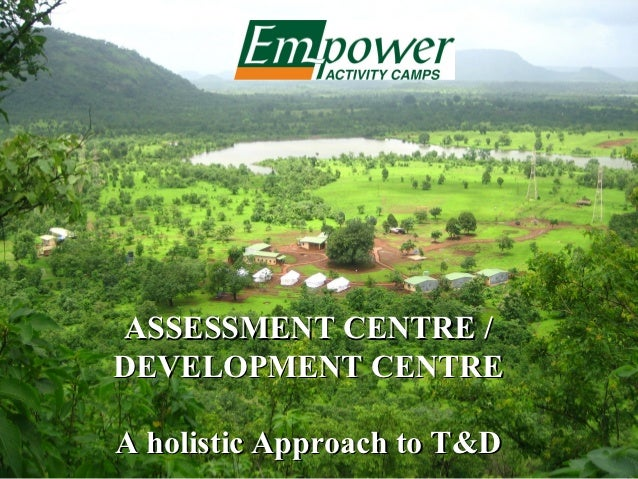 Holistic Approach to Development at (co. name)              Concept note           In Collaboration with :       Empower A...