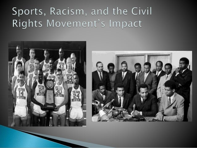 the issue of racism in the sports industry Racism is one of the most sensitive social issues in human history, but these films manage to shed genuine light on race relations.