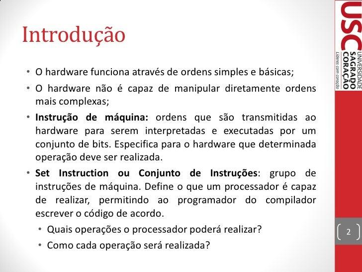 Ac16   conjunto de instruções v2 Slide 2