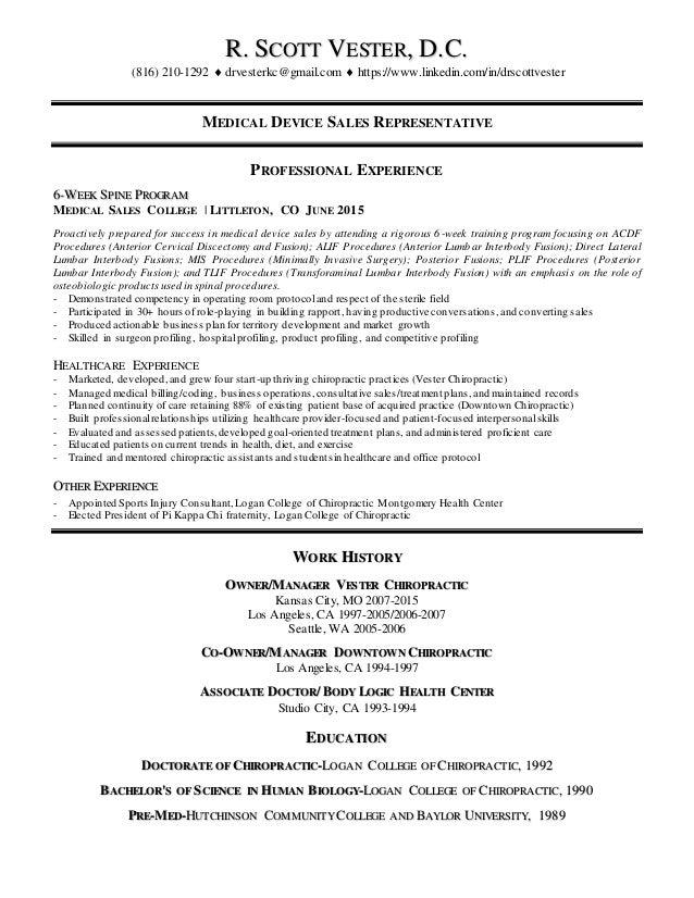 r scott vester dc 816 210 1292 drvesterkcgmail. Resume Example. Resume CV Cover Letter