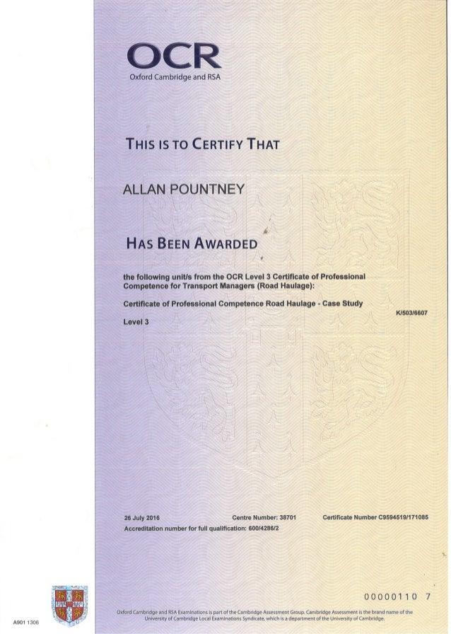 Cpc Certificate 1