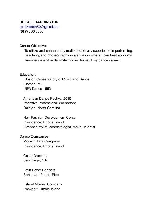 Professional Teacher Resume Templates Free Word PDF Home Design Resume CV  Cover Leter  Dancer Resume Sample