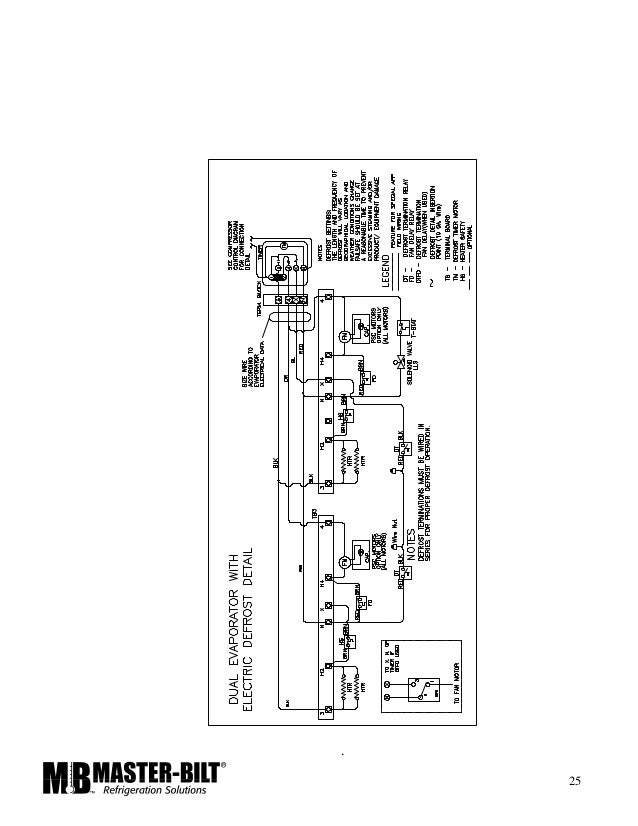 master bilt wiring diagram refrigeration wiring data diagram rh 17 1 cafeinomano co