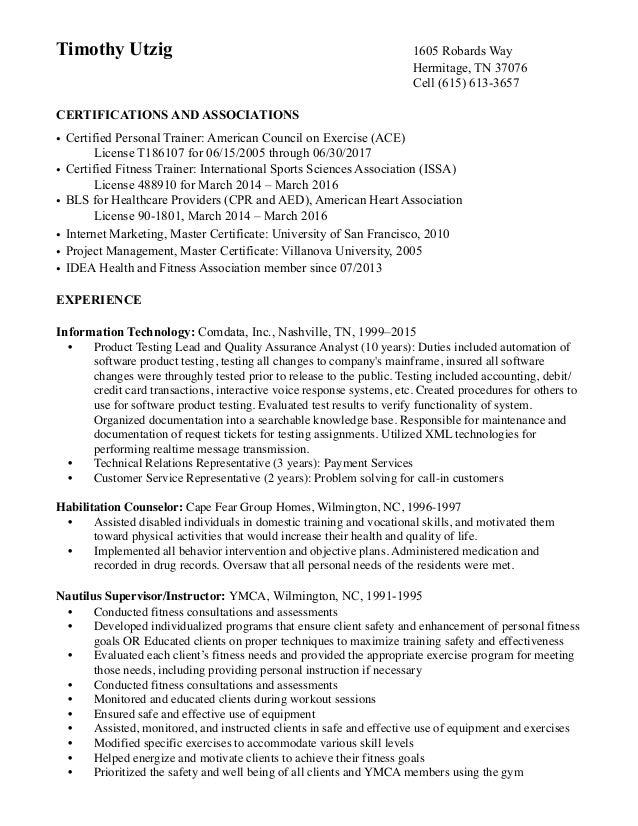 Resume Pt For Tim Copy