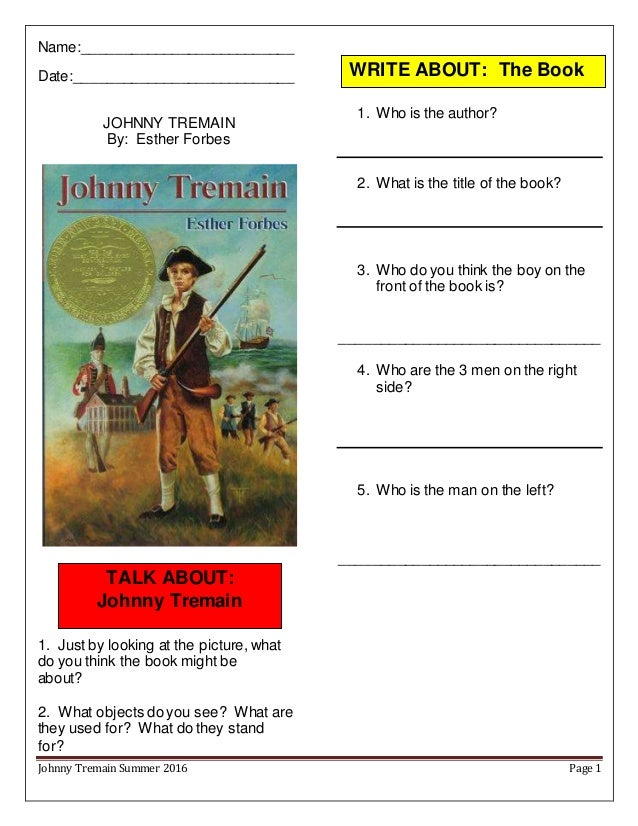 A review of the book johnny tremain term paper help ygassignmentmdfo a review of the book johnny tremain reviewed by glenn erickson as late as 1992 grade fandeluxe Image collections