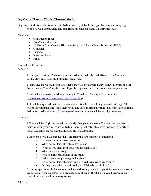 Boarding School Poetry Unit Plan