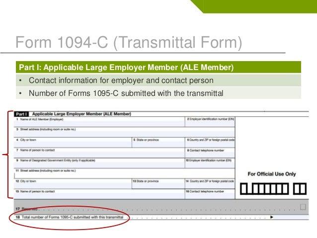 ACA 6055 / 6056 Reporting