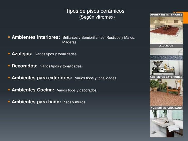 Acabados pisos y muros - Tipos de loseta para cocina ...