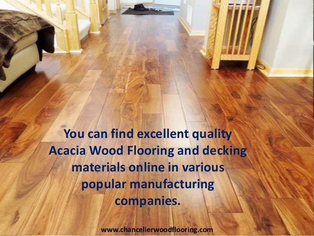 10 you can find excellent quality acacia wood flooring