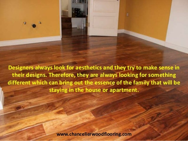 Acacia Wood Flooring First Choice Of Interior Designers
