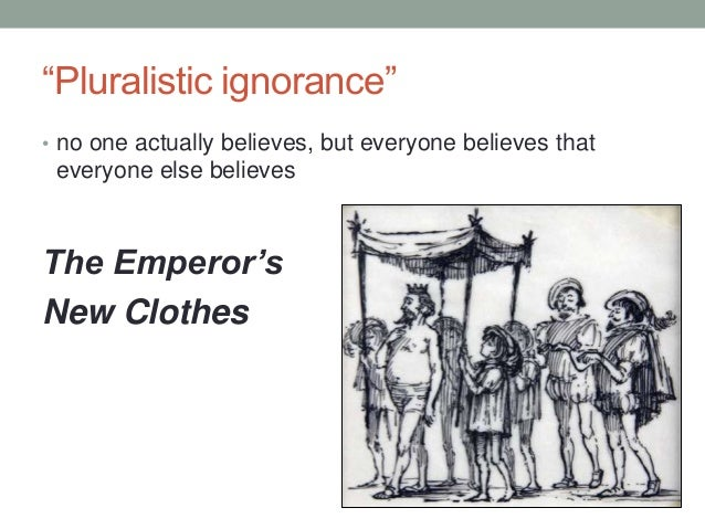 What Is The Meaning Behind The Emperor S New Clothes