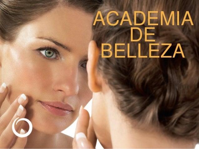 ACADEMIA   DE BELLEZA