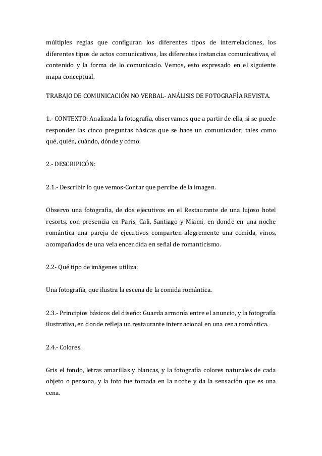 múltiples reglas que configuran los diferentes tipos de interrelaciones, losdiferentes tipos de actos comunicativos, las d...