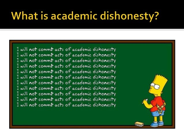 academic dishonesty 2 essay University of michigan-flint catalog statement on academic integrity:  a  student caught plagiarizing all or part of an essay submitted for a grade will  receive  2 every paraphrase, summary, and quotation must be accompanied  by an in-text.