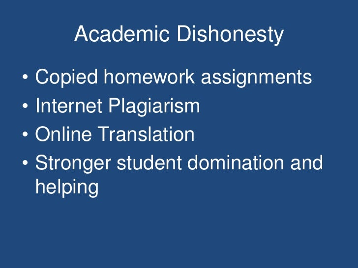 academic dishonesty term papers Academic dishonesty , but not limited to, the services of commercial term paper companies plagiarism, as the term is defined in the section plagiarism.
