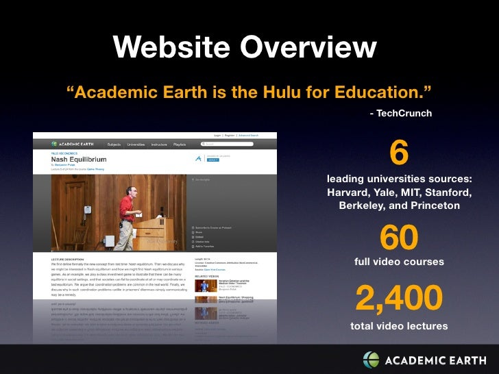 Image result for . Academic Earth