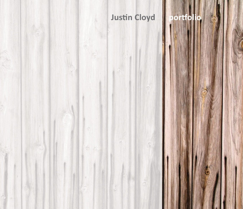Justin Cloyd   portfolio